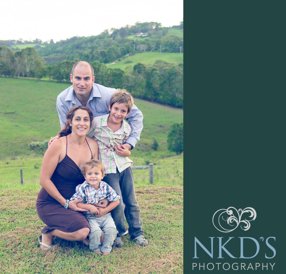 Chanteles Family